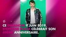 Stéphane Plaza a 49 ans : le tendre message de Karine Le Marchand