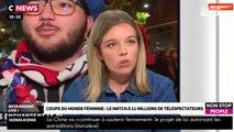 Morandini Live : les Bleues, nouvelles sensations du football ? (vidéo)