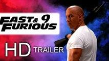 FAST AND FURIOUS 9 TRAILER (2021) FAN MADE - Vin Diesel,Michael Rodriguez,John Cena