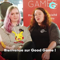 Women in games, pour un gaming plus mixte l GG