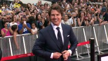 Justin Bieber Inexplicably Challenges Tom Cruise to a Fight Via Twitter
