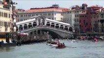 Le grandi navi deturpano Venezia | Notizie.it