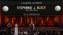 Stephanie J. Block Wins Best Leading Actress In A Musical At The 2019 Tony Awards