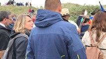 75e anniversaire du Débarquement. À Utah Beach, hommage aux Code Talkers comanches
