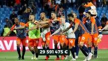 TOP 10: PSG, OM, les grands gagnants de la répartition des droits TV en Ligue 1