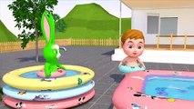 Kinder Spielen Lustig - Kinderlieder Bildung Für Kinder | LUSTIGEN BUNTE OBST WASSERMELONE #24