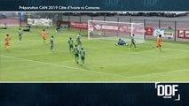 Football | Préparation de la CAN 2019 :  COTE D'IVOIRE 3-1 COMORES