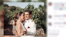 Candela Serrat y Dani Muriel se casan