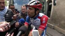 Thibaut Pinot - interview d'arrivée - 2e étape - Critérium du Dauphiné 2019