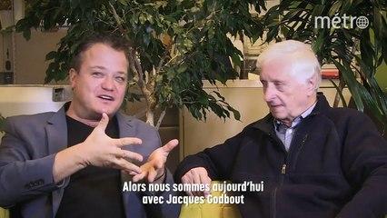 Discussion de salon avec Jacques Godbout