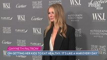 Gwyneth Paltrow Admits She Has a 'Fortnite' and 'Chicken Nuggets' Problem with Her Son Moses, 13