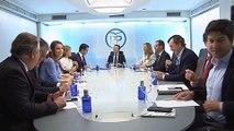 Los partidos asientan posiciones antes de hablar con Sánchez