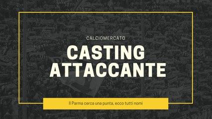 Parma, casting attaccante: tutti i nomi