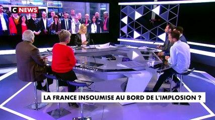 Manuel Bompard - CNews lundi 10 juin 2019