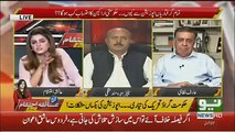 PTI Should Have Agreed On PMLN's Offer On Consensus On Economy.. Arif Nizami