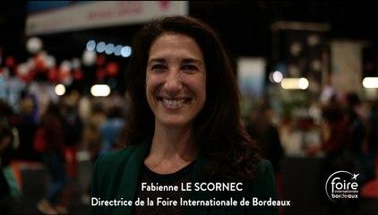 Bilan de la Foire Internationale de Bordeaux édition 2019 - Fabienne Le Scornec, Directrice