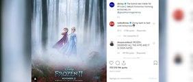 Disney anuncia con un cartel el nuevo tráiler de Frozen 2
