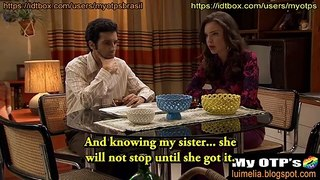 Luisita and Amelia Part 454 w english sub
