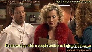 Luisita and Amelia Part 455 w english sub