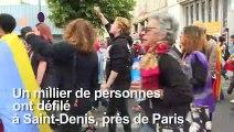 """Saint-Denis: 1.000 personnes pour la """"gay pride des banlieues"""""""
