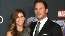 Chris Pratt and Katherine Schwarzenegger are married, and her dress is fit for a Disney princess