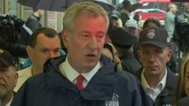 NYC mayor: No indication of terrorism in helicopter crash