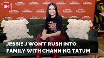 Jessie J Takes Things Slow With Channing Tatum