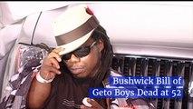 Bushwick Bill Is Dead At 52