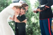 Bride Writes Emotional Vows For Stepson
