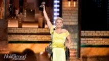 Ali Stroker Makes Tony Awards History, Becomes First Wheelchair-Using Actor To Win | THR News