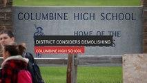 District May Demolish Columbine High School