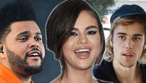 Selena Gomez Shades Justin Bieber & Saves The Weeknd During Instagram Cleanse