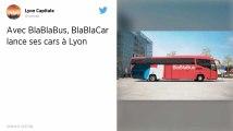 BlaBlacar lance BlaBlabus avec des trajets à partir de 4,99 €