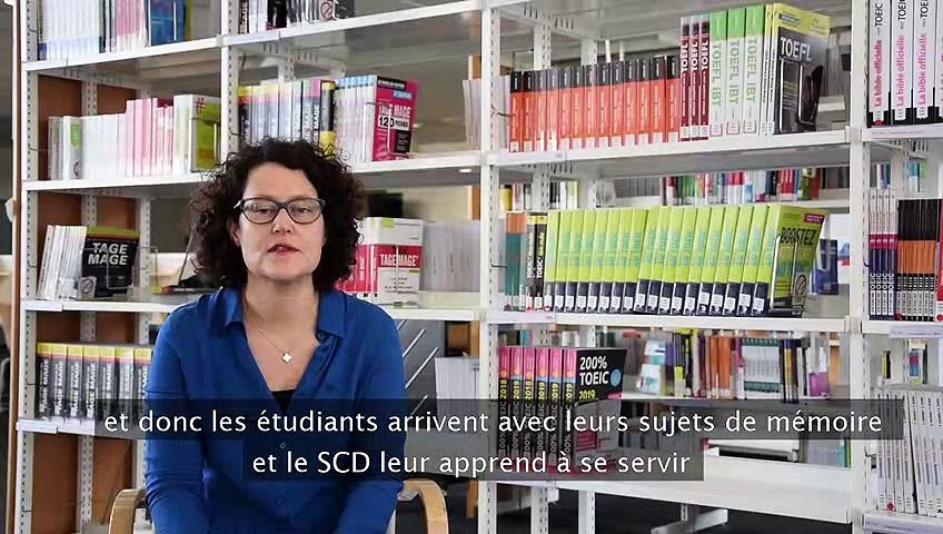 Les enseignants, les compétences informationnelles et le SCD - 2/4