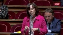 IVG : Laurence Rossignol (PS) dénonce une « petite combine de procédure mise au point par le groupe LR et le gouvernement »
