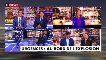 Marie-Laure Harel - CNews lundi 10 juin 2019