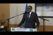 RTG/Point de presse du Président du Rwanda Paul Kagame