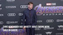 Chris Hemsworth Used To Have Career Anxiety