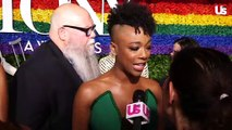 Samira Wiley Talks Starting A Family With Wife Lauren Lauren Morelli- 'We'll Just Have To See'