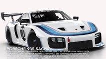 Decoraciones míticas para el nuevo Porsche 935