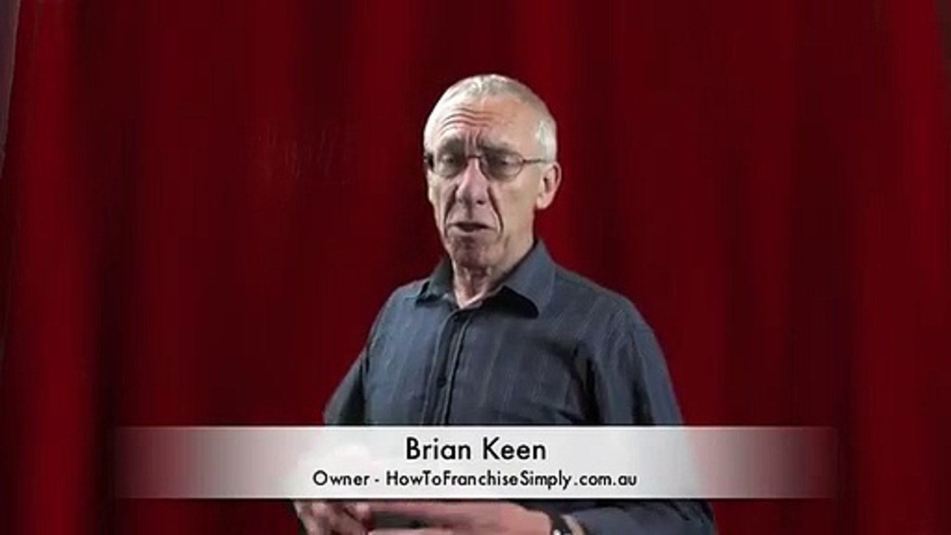 Streetsmart Business School Testimonial Brian Keen - How to market your company