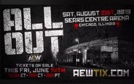 AEW ALL OUT TICKET RELEASE INFORMATION IF YOU WANNA GO - ALL ELITE WRESTLING