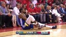 Les images de la nouvelle blessure de Kevin Durant