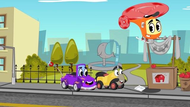 ★NEW★ Brum & Friends - MAGIC MUSCLES  | BRUM cartn | Funny Animated cartn | cartn for children