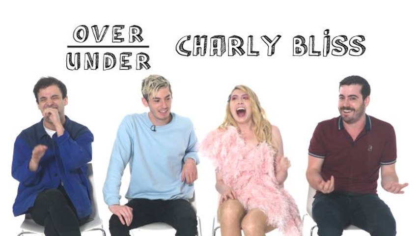 Charly Bliss Rate Cats the Musical, Pixar, and Sonic the Hedgehog