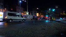 Beyoğlu'nda minibüsün çarptığı yaya öldü