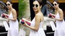 Malaika Arora flaunts her summer look in white dress | Boldsky