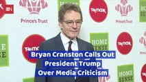Bryan Cranston Makes A Trump Comment At The Tony Awards
