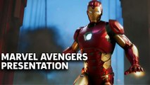 Marvel's Avengers Full Presentation | Square Enix Press Conference E3 2019