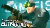 Tom Clancy's Elite Squad - Mobile Game Announcement Trailer   E3 2019